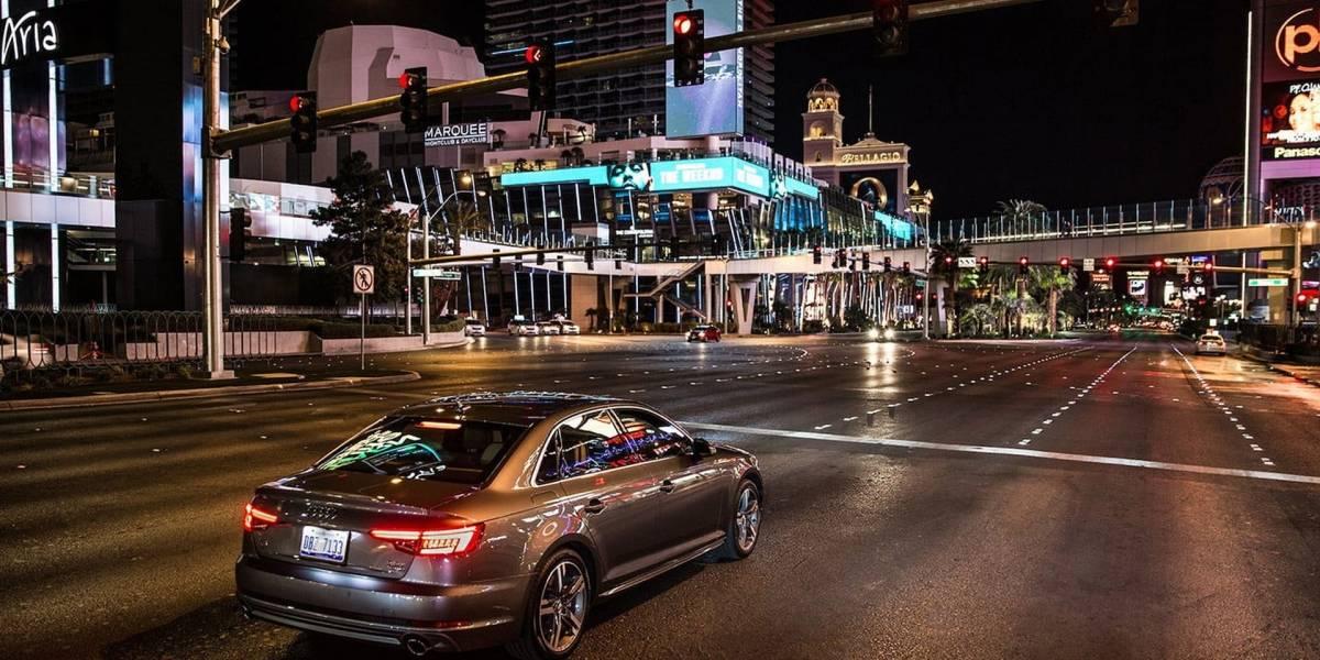 Los Audi ya se pueden comunicar con los semáforos de Washington DC