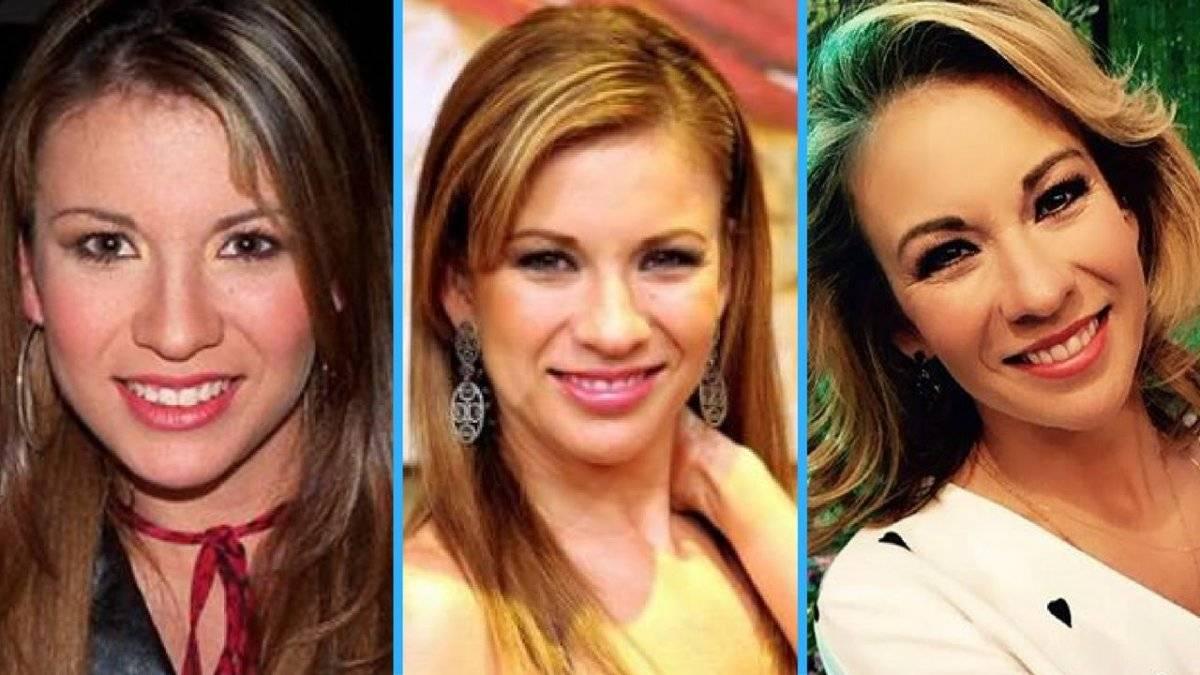 El antes y después de Ingrid Coronado