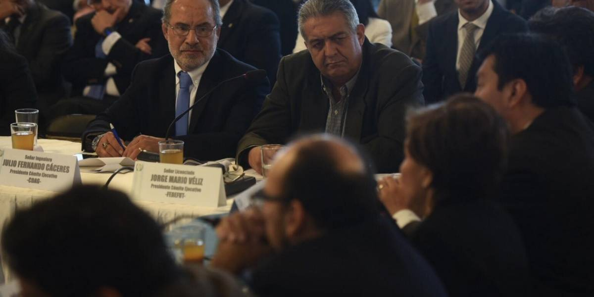 Comisión analiza postura de la CDAG para reformar la Ley del Deporte