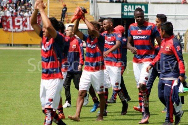 Deportivo Quito sí participará en la Copa Ecuador