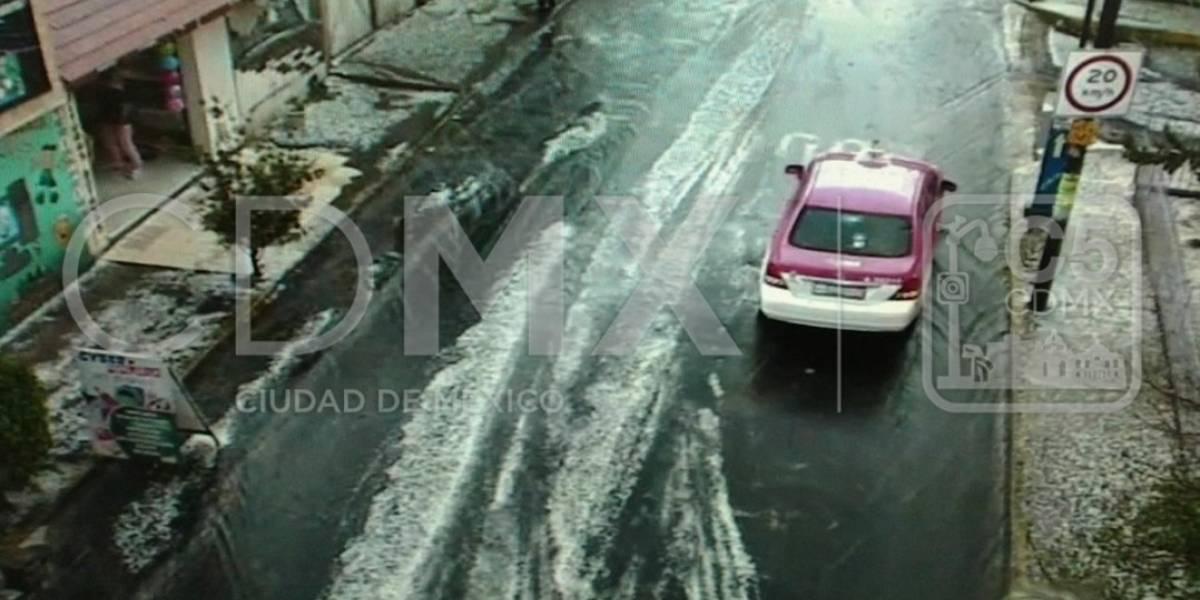 Se registran severas inundaciones en Iztapalapa y GAM por lluvia
