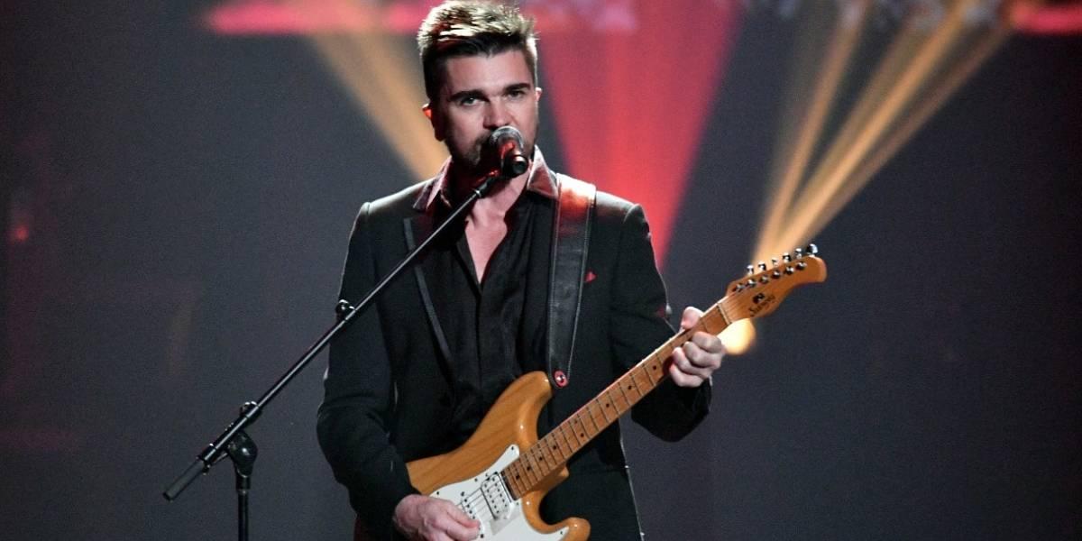 Juanes y el rock