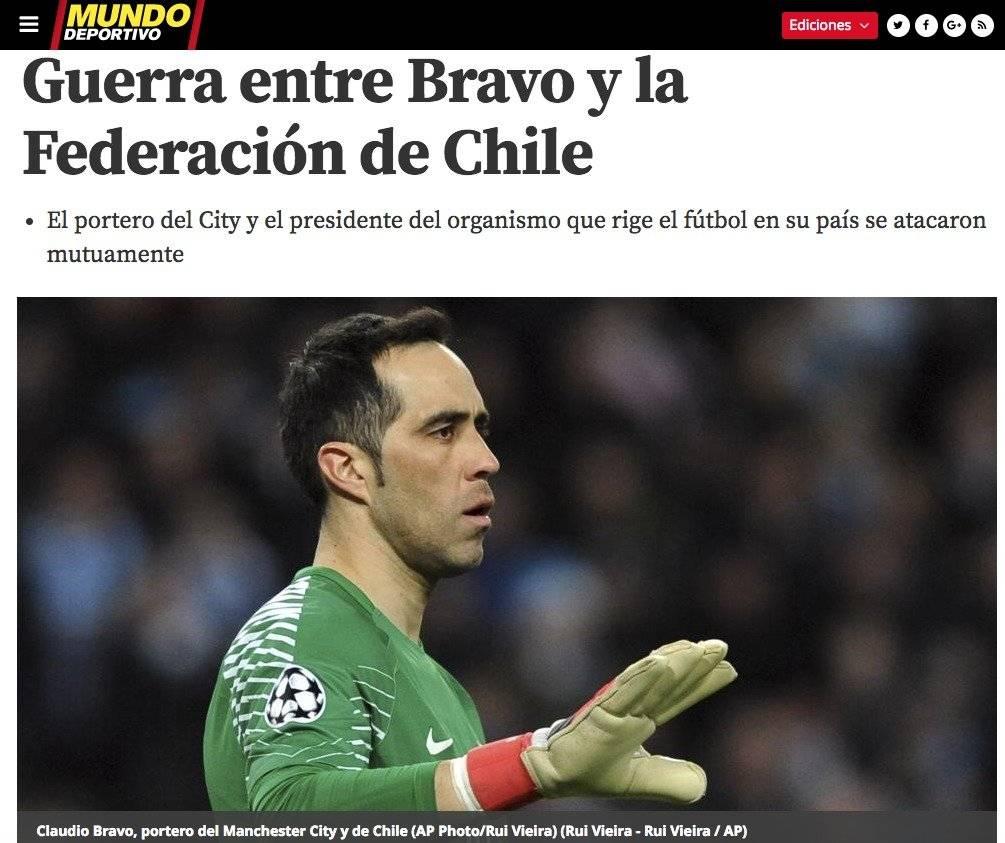 Mundo Deportivo - España Mundo Deportivo - España