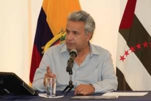 Lenín Moreno se pronuncia sobre eliminación al techo de utilidades