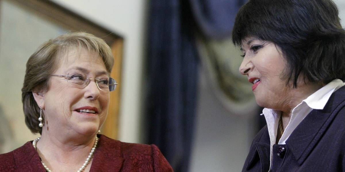 """Carmen Gloria Quintana y """"fallido""""  cierre de Punta Peuco: """"Quien gobernó fue Michelle Bachelet y ella es la que debe dar las explicaciones"""""""