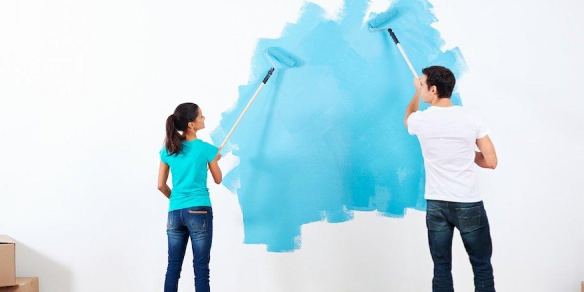 ¿Pensando en pintar tu casa? Toma esto en cuenta para tener mejores resultados