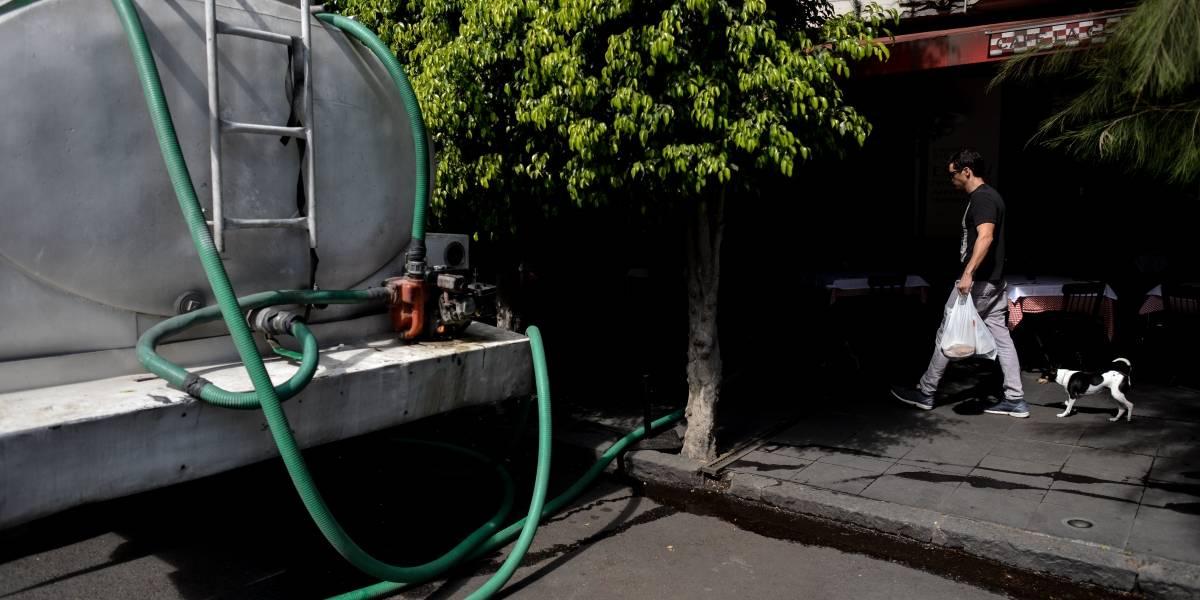Policías de la SSP detuvieron a sujeto acusado de manipular válvulas de agua