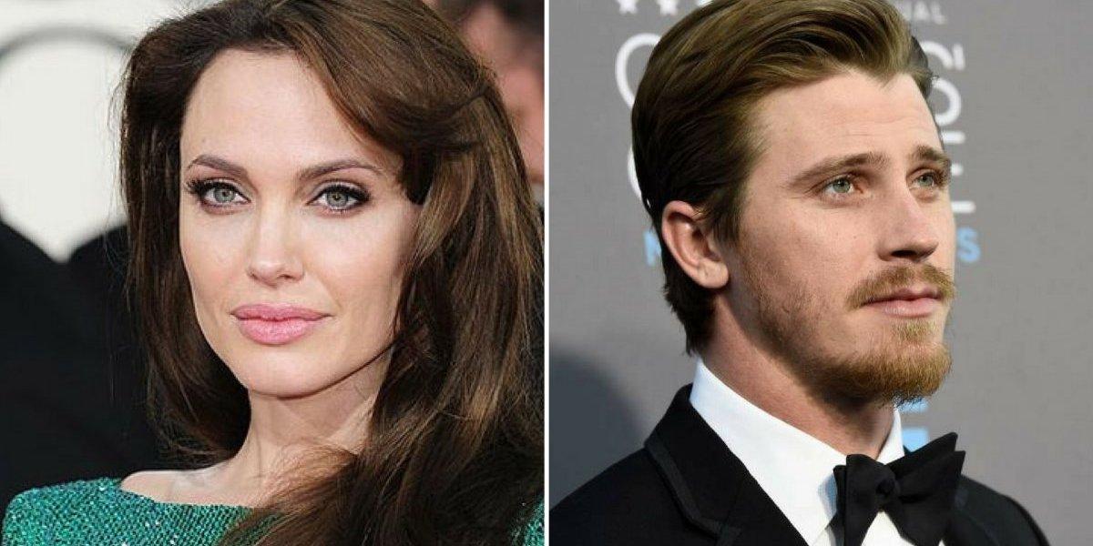 Angelina Jolie e seu novo namorado mais jovem que Brad Pitt