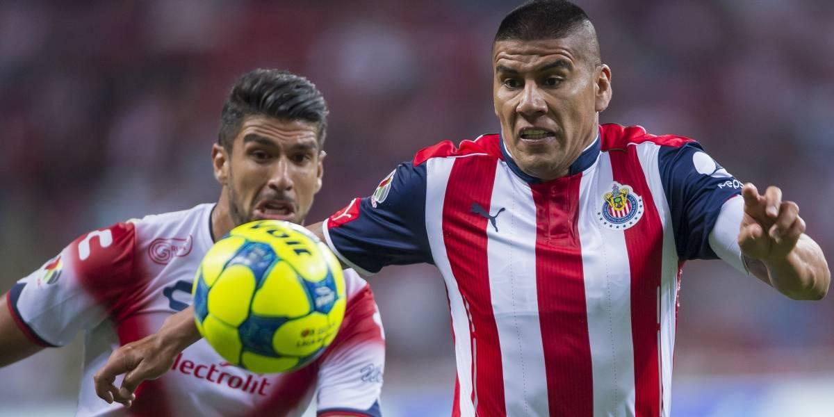 Eduardo Herrera interesa a Chivas, dicen en Escocia