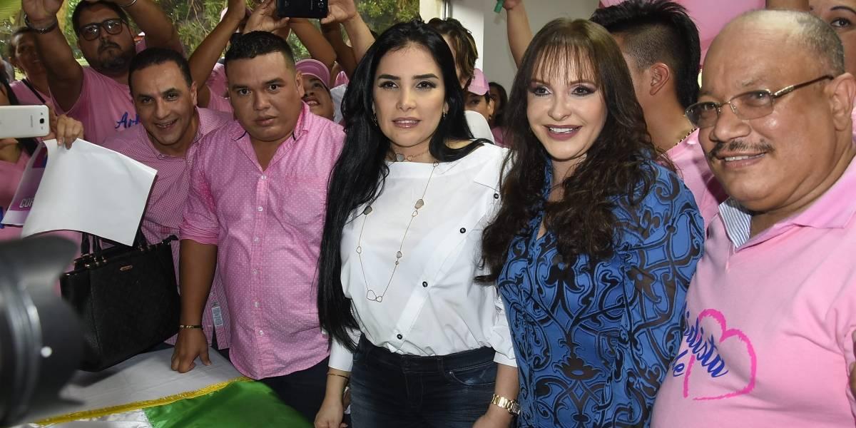 Detención domiciliaria para cuatro de los capturados en caso de Aida Merlano en Barranquilla
