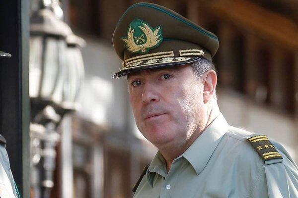 Hermes Soto, flamante general director de Carabineros