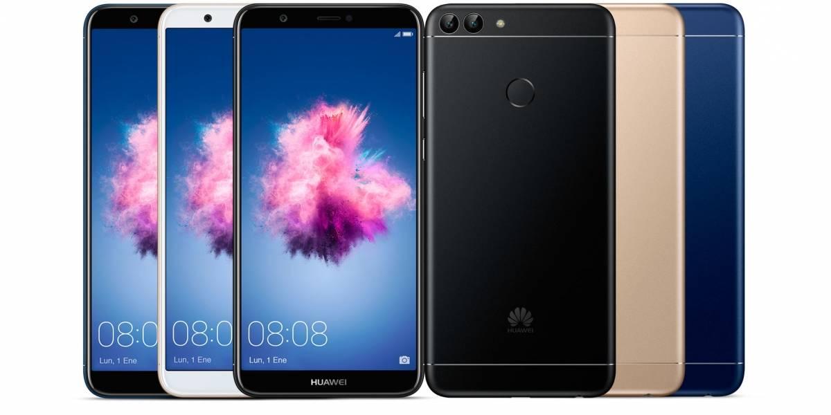 Chile: El Huawei P Smart es lanzado oficialmente y ya tiene precio