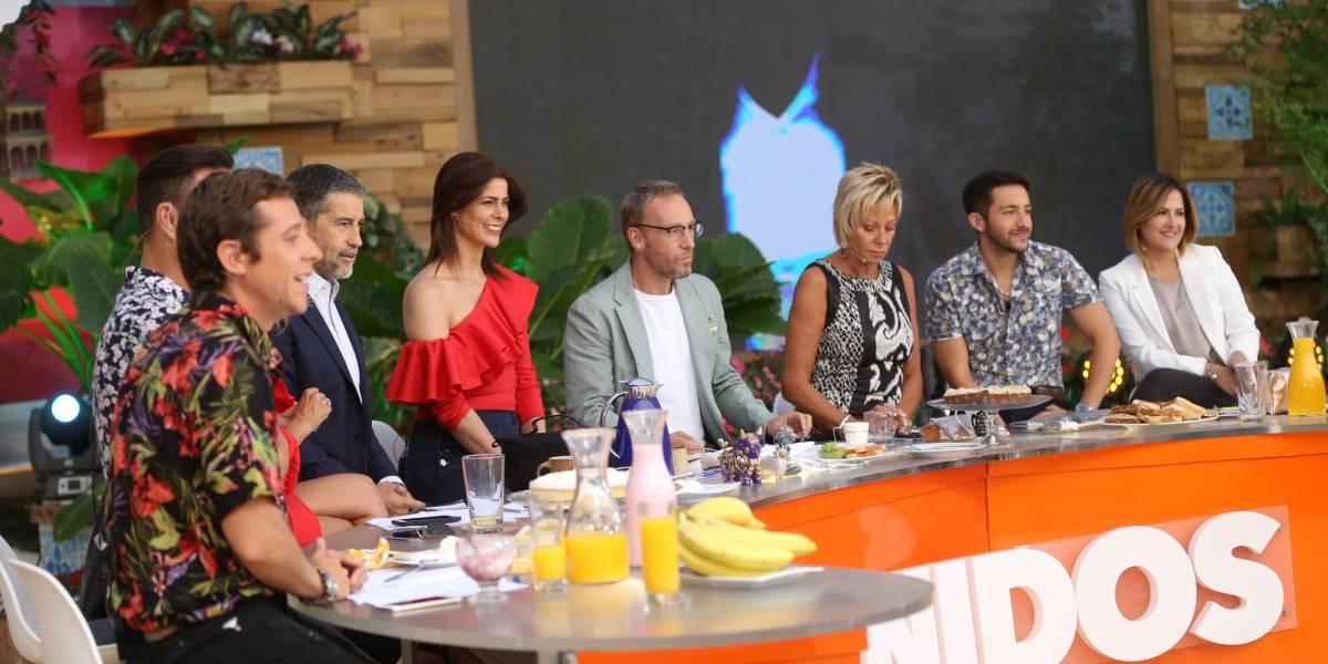 """Empezó la grúa: Panelista de """"Bienvenidos"""" se va de Canal 13 y llega al """"Muy Buenos días"""" de TVN"""