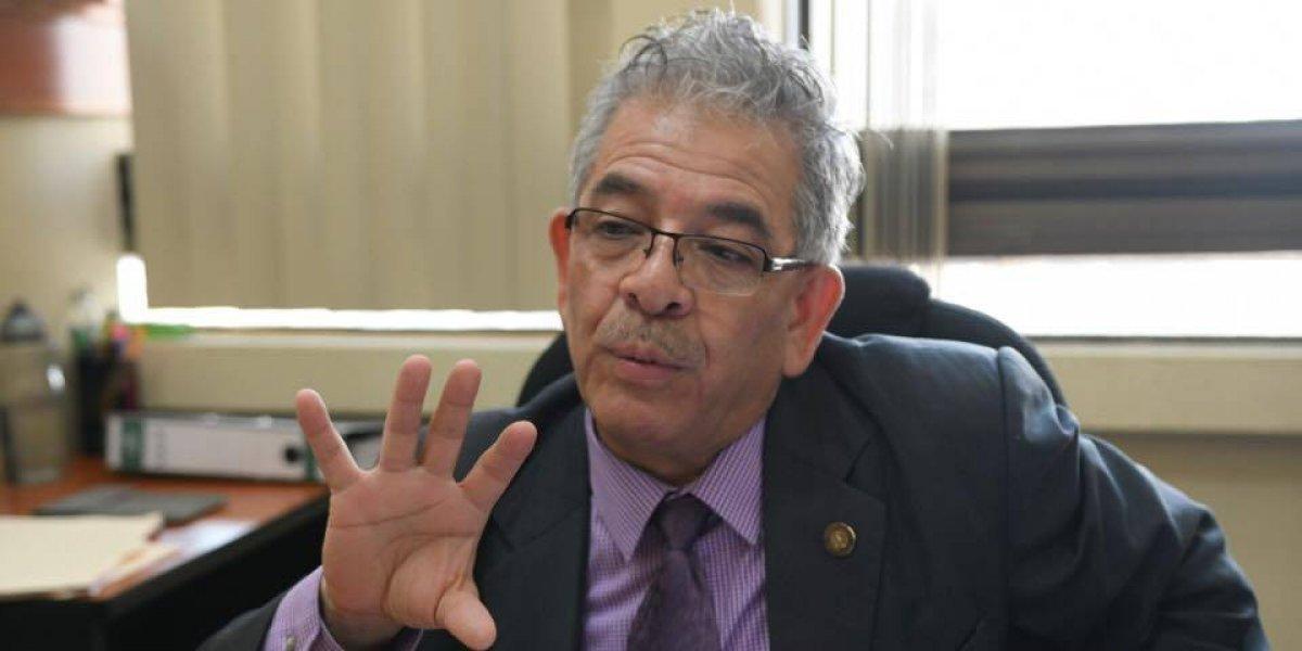 Juez Gálvez se pronuncia por impedimentos presentados en su contra
