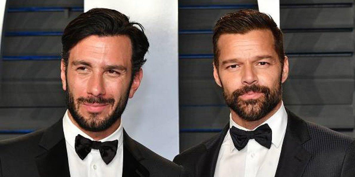 Ricky Martin revela detalles de su boda