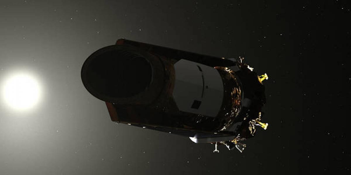 Observatorio espacial Kepler  se quedaría sin combustible pronto