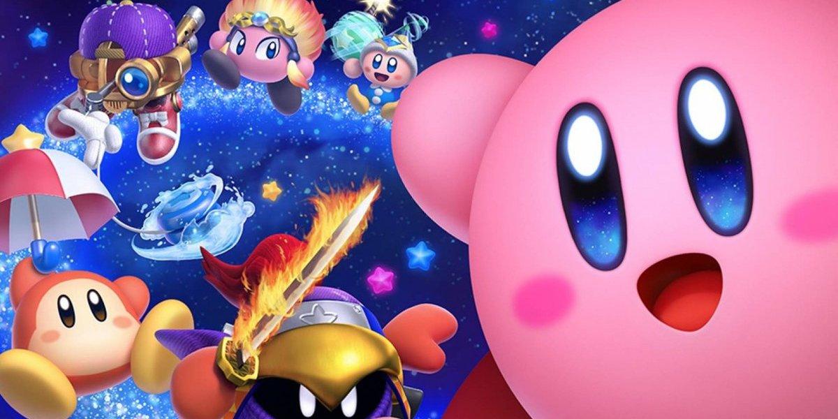 """""""Kirby Star Allies"""": El héroe rosado por fin llega a Switch"""