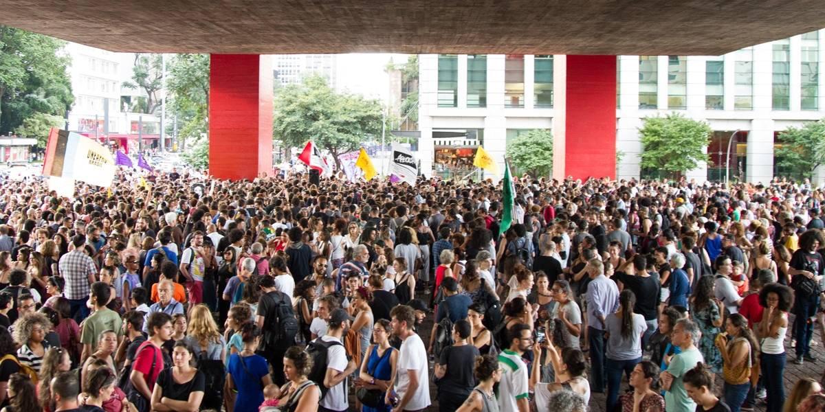 Manifestantes vão às ruas do País após morte de Marielle e Anderson