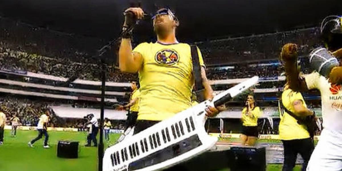 Grupo Matute, autor del himno del Centenario del América, ahora se declara fan de Chivas