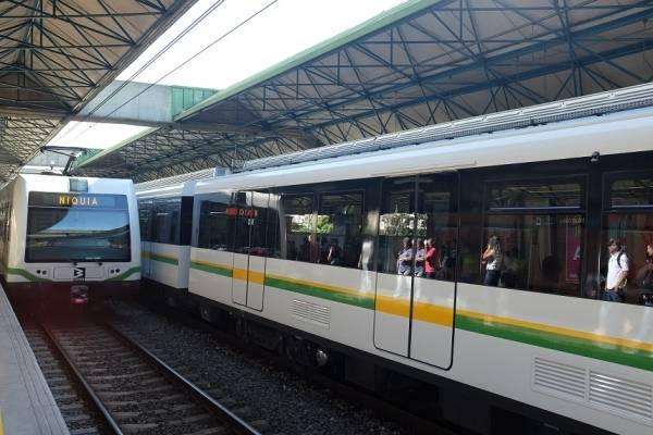 Metro de Medellín marzo 2018