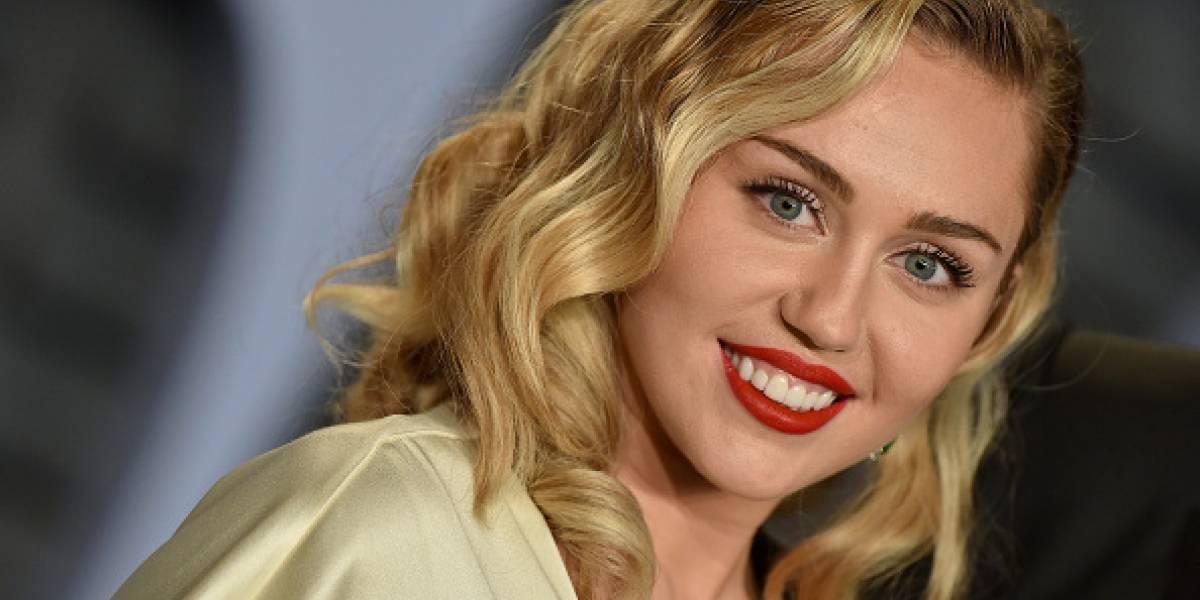 """Miley Cyrus es acusada por supuestamente plagiar partes de la canción """"We can't stop"""""""