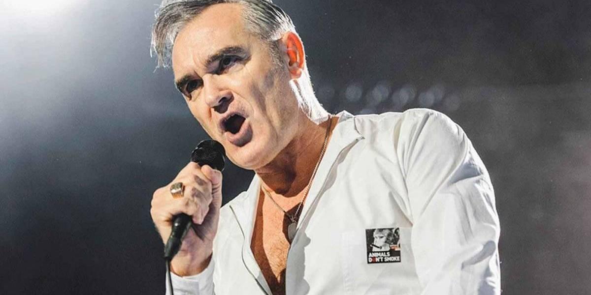 Las burlas por la participación de Morrissey en 'Sale el Sol'