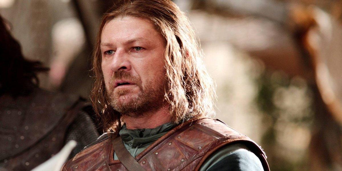 Sean Bean finalmente revela quais foram as últimas palavras de Ned Stark em Game of Thrones