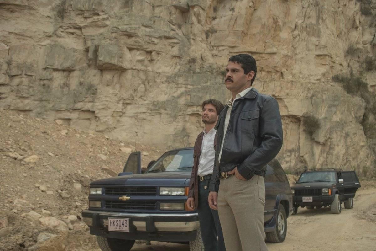 """""""El Chapo"""". A série apresenta a vida do famoso chefe do tráfico mexicano que ascende ao poder durante os anos 1990 e acaba perdendo o trono em 2016 / Reprodução"""