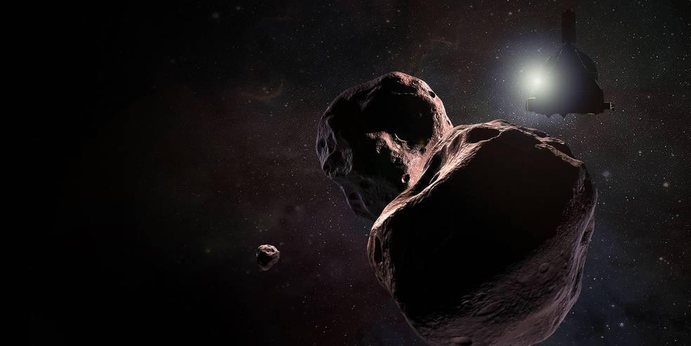 Nasa mandará sonda New Horizons a Ultima Thule, en el límite del universo conocido