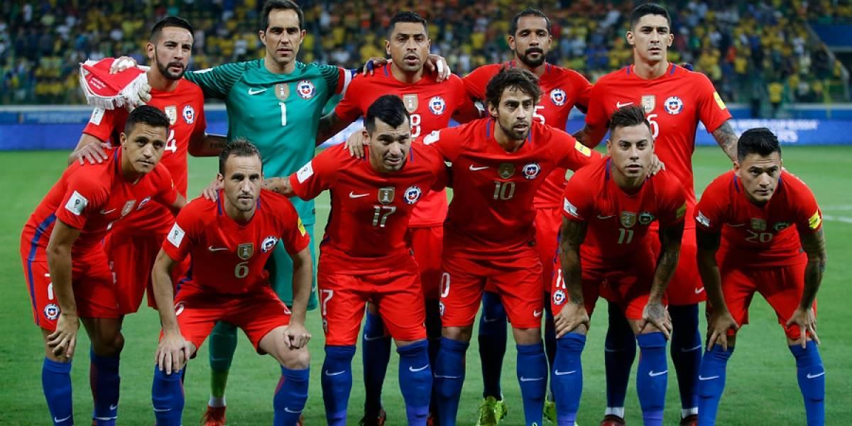 La selección chilena mantiene su lugar en el ranking FIFA a días del inicio de la era Rueda