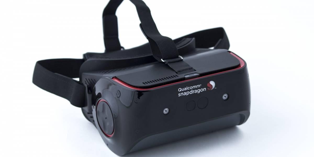 Qualcomm implementa registro visual en sus gafas de realidad virtual