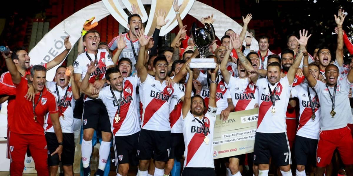 VIDEO. River Plate vence a Boca Juniors en final de Supercopa