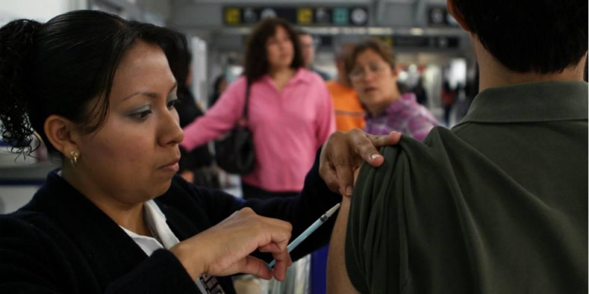 Nueve de cada 10 mexicanos, blindados contra el sarampión