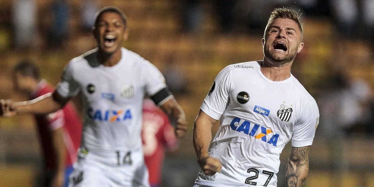 Santos conta com 'ajuda' de goleiro e golaço de Rodrygo para vencer o Nacional