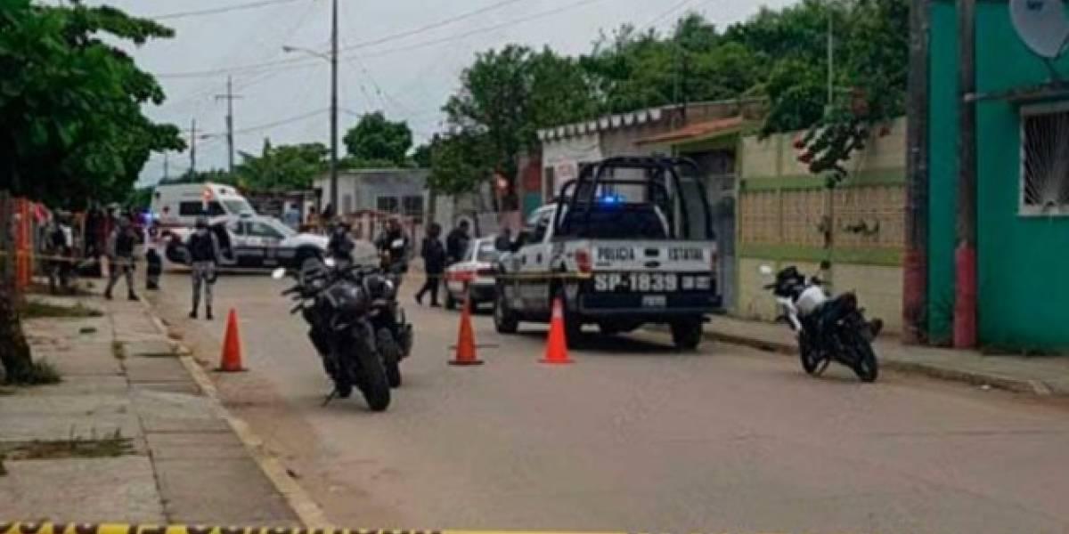 Denuncian ejecución extrajudicial de dos menores en Veracruz