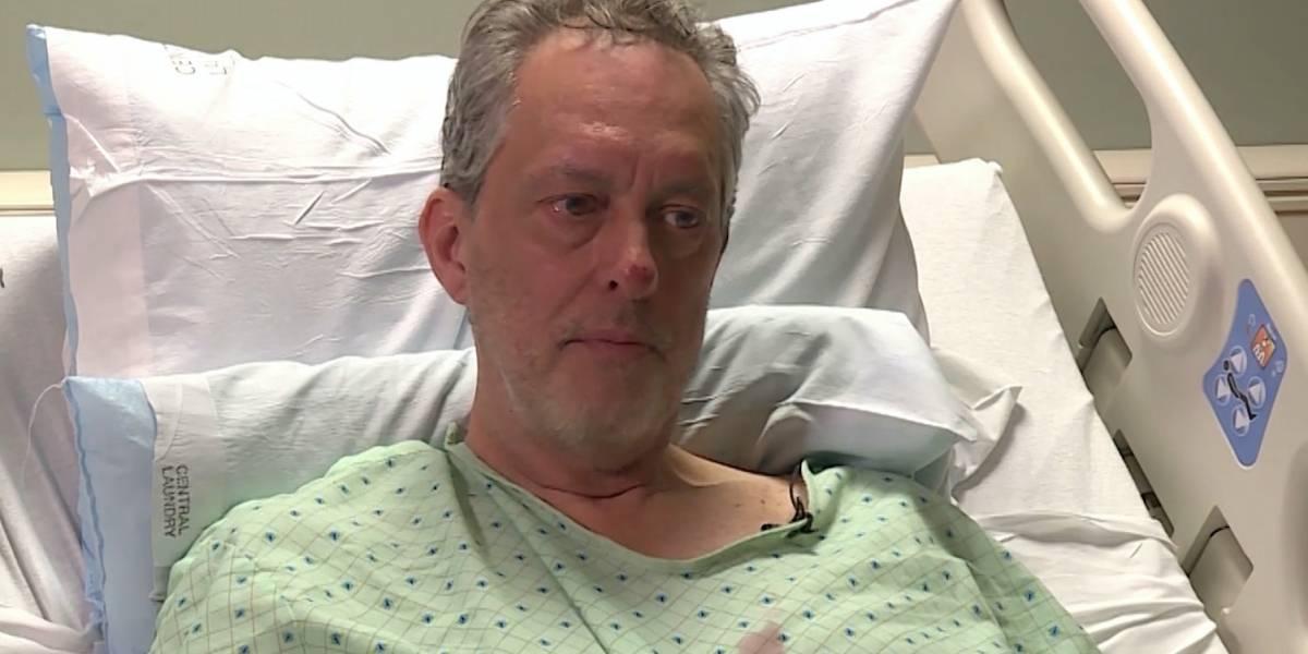 Hombre de Utah sobrevive a 4 heladas noches en la naturaleza