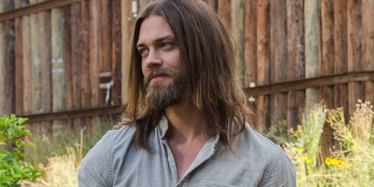 Tom Payne, o Jesus de The Walking Dead, revela que adoraria interpretar o Wolverine