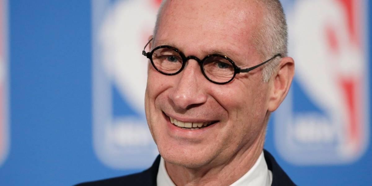 Ex presidente de ESPN renunció por extorsión