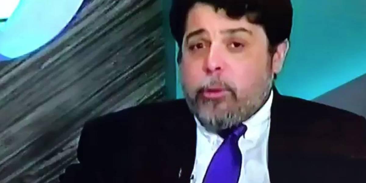 Luis Vega Ramos no descarta aspirar a la gobernación en el 2020