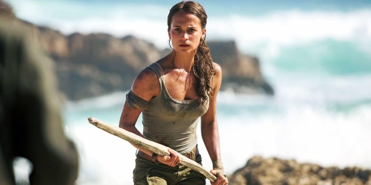 Alicia Vikander herda papel de Jolie e encarna Lara Croft em Tomb Raider: A Origem