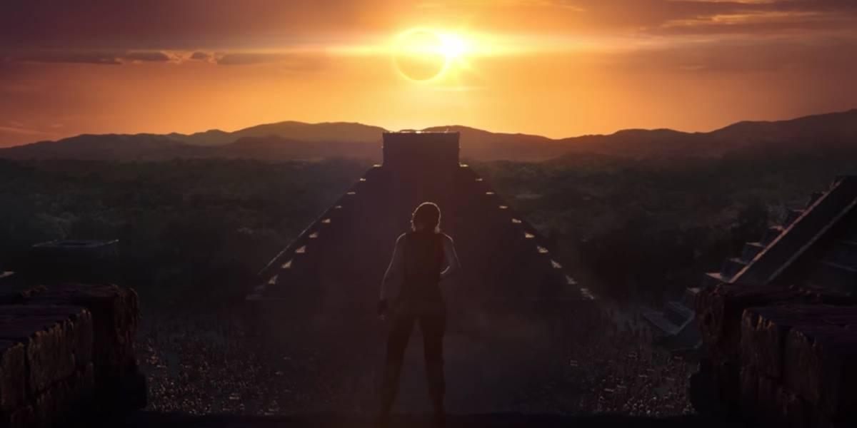 'Shadow of Tomb Raider' é anunciado