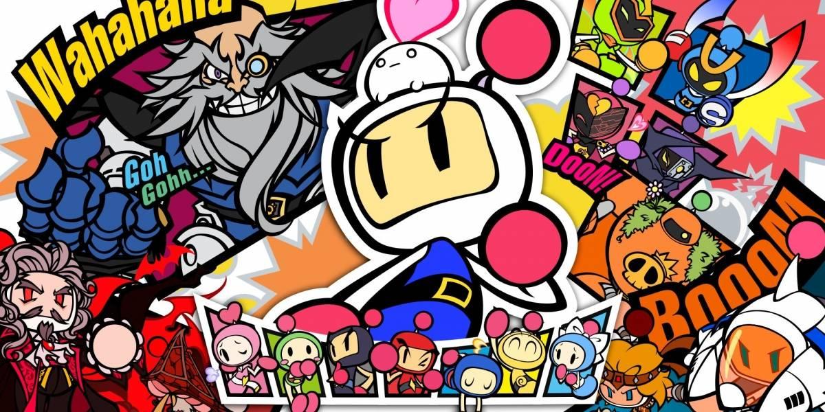 Super Bomberman R llegará a PS4, Xbox One y PC