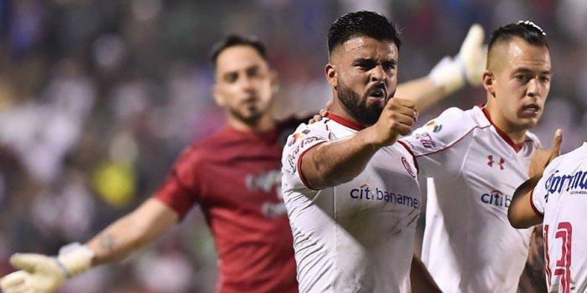 Los Diablos Rojos se meten a semifinales de la Copa MX