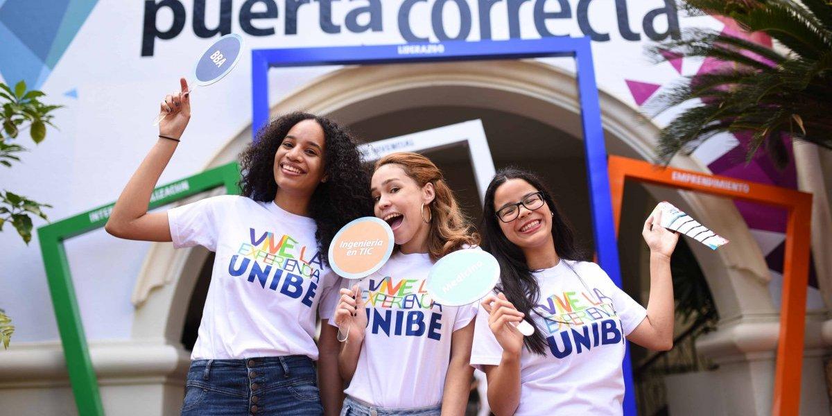 """#TeVimosEn: Culmina con éxito feria estudiantil """"Vive la Experiencia UNIBE"""""""