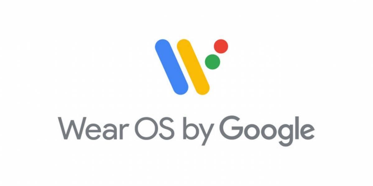 Google le cambia el nombre a Android Wear y ahora se llama Wear OS