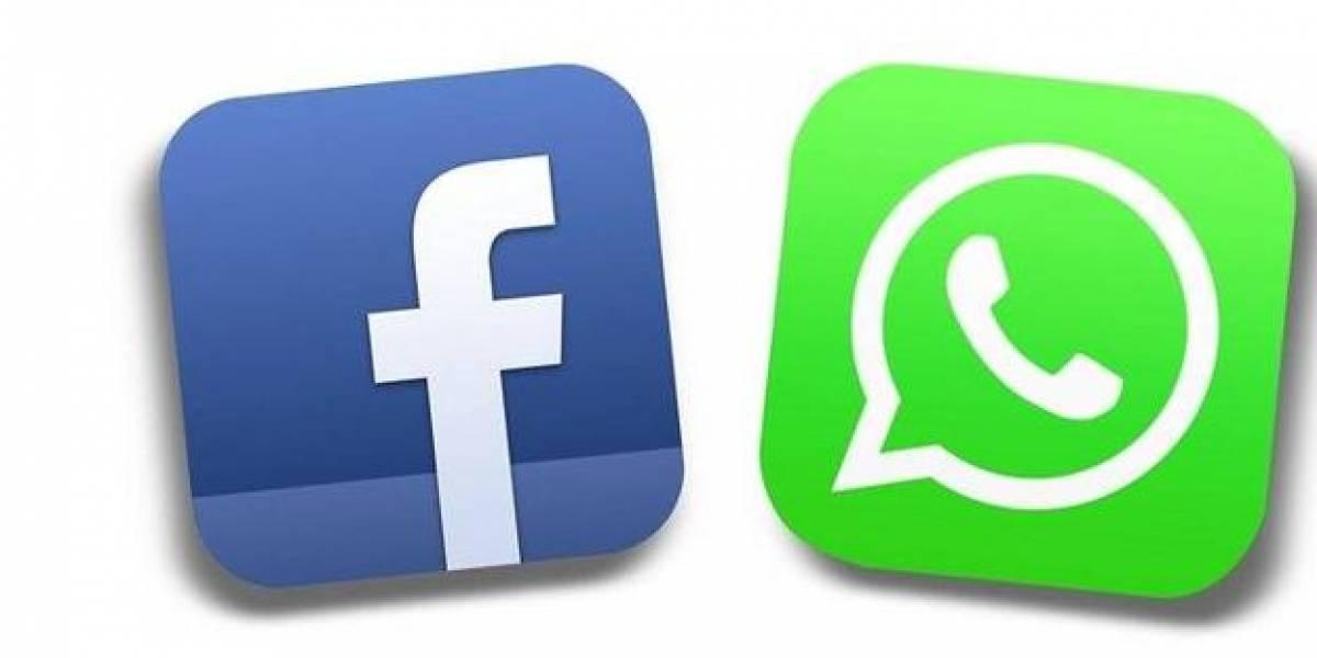 Facebook y Whatsapp son multados con 741.000 dólares por usar datos de usuarios sin permiso