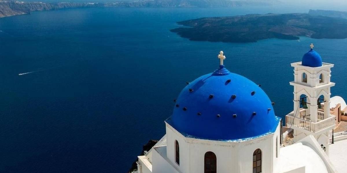 A ilha grega que guarda a língua escrita mais antiga da Europa