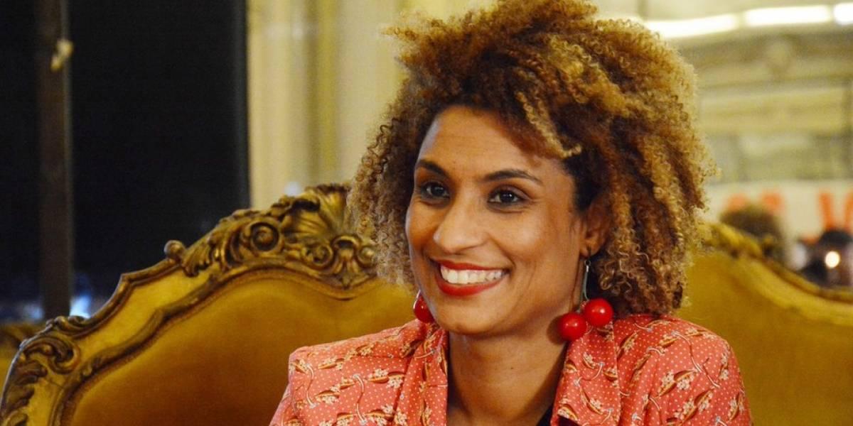 Marielle era uma das 32 mulheres negras entre 811 vereadores eleitos em capitais brasileiras