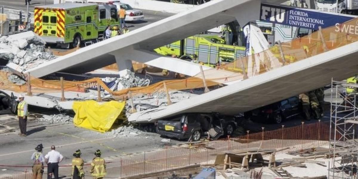 Ingeniero había advertido de grietas en puente colapsado, pero no vieron su mensaje