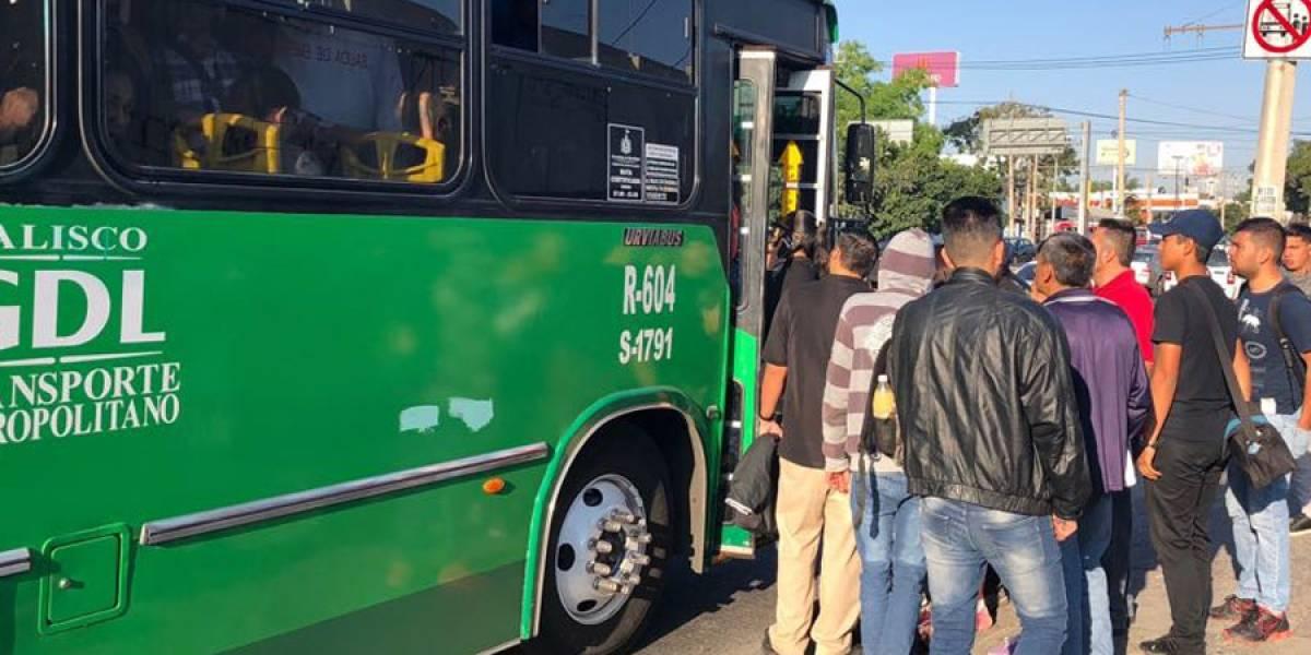 Alistan sanciones a más de 500 transportistas por paro masivo